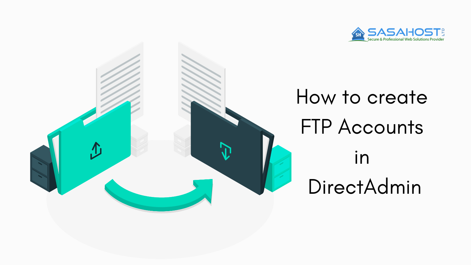How to create FTP Accounts in DirectAdmin