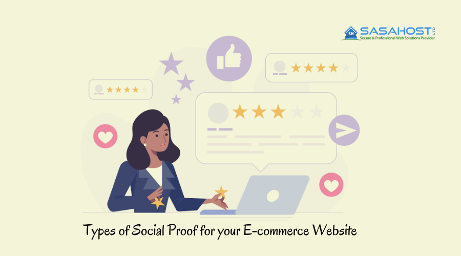 6 Types of Social Proof for your Ecommerce Website