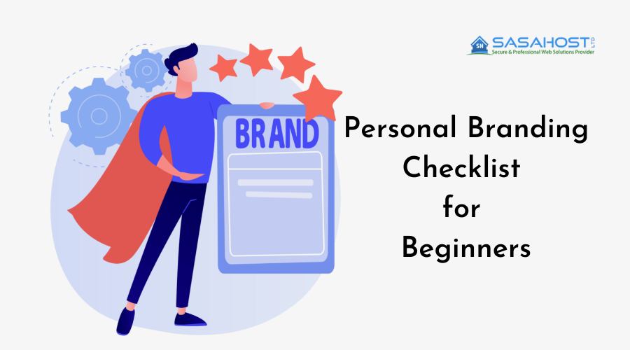 Personal Brand Checklist for Beginners
