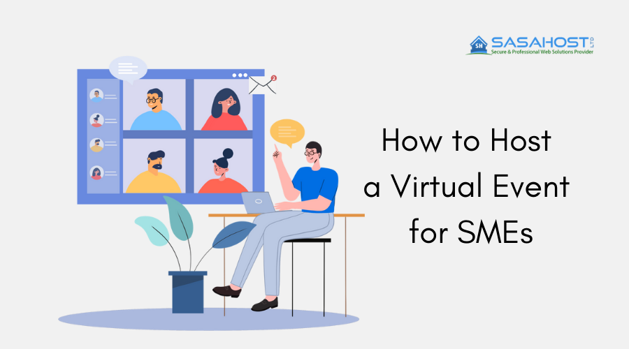 How to Host a Virtual Event for SMEs